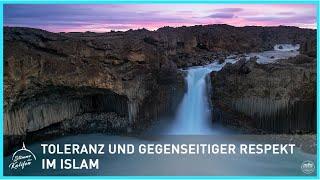 Toleranz und gegenseitiger Respekt im Islam 2/2 | Stimme des Kalifen| Stimme des Kalifen