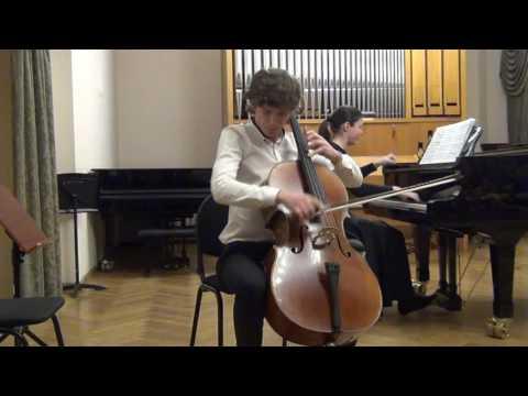 Боккерини, Луиджи - Концерт для виолончели с оркестром си-бемоль мажор