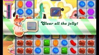 Candy Crush Saga Level 681 walkthrough (no boosters)