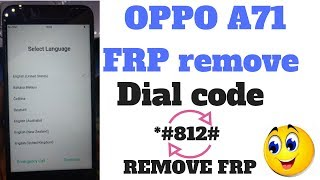 Oppo F1S Pattern Unlock Without Reset