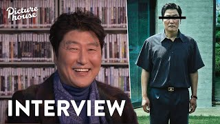 Song Kang-ho on Parasite | Interview