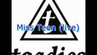 Watch Toadies Miss Teen video