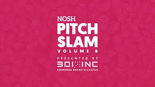 Pitch Slam 8 Finalists Announcement