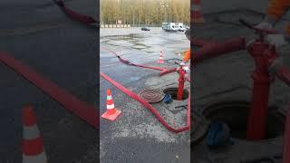 видео Пожарный гидрант