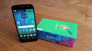 Moto G5s Plus 4GB RAM 64GB ROM Special Edition Hands on Review and Test