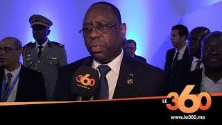 Le360.ma • Entretien exclusif à Le360 du président sénégalais Macky Sall