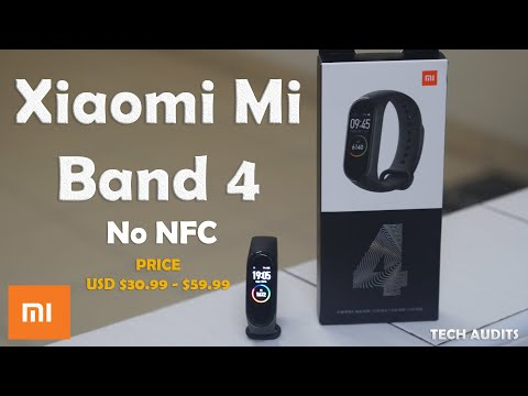 Xiaomi Mi Band 4 Detailed Review in English