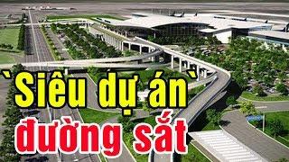 Siêu dự án đường sắt đô thị số 1 Hà Nội sắp xây dựng