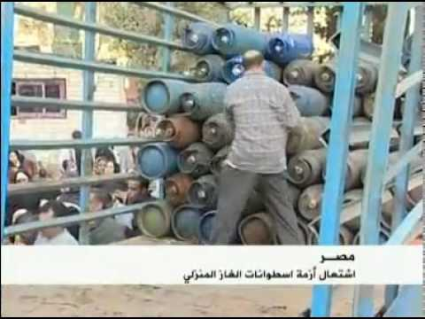 "ALGERIA NO MORE GAS FOR EGYPT ""OHM A DONIYA""?"