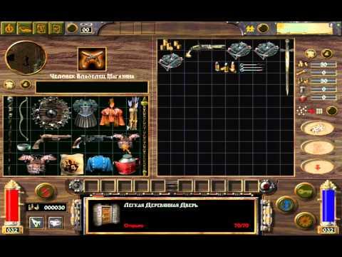 ExaGear RPG V.2.5.0 Arcanum On Nvidia Shield Tablet (Android)