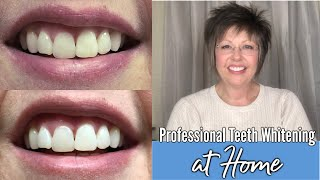 PROFESSIONAL TEETH WHITENING AT HOME | GIVEAWAY | Country Girl