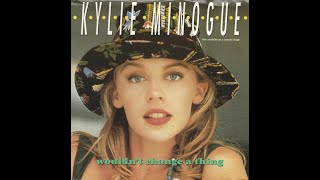 Kylie Minogue - Wouldn't Change A Thing (Merry Go Round Edit)