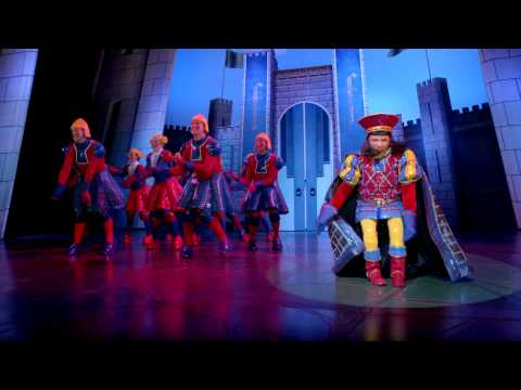 London Theatre Shrek The Musical - Trailer