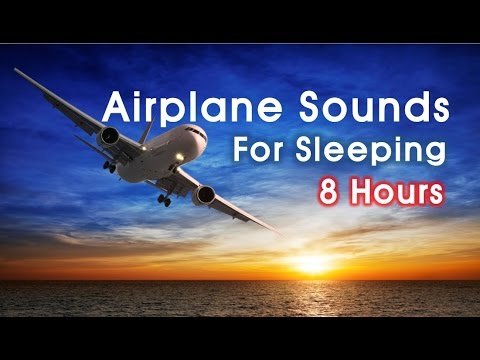 Airplane cabin sounds for sleeping white Airplane cabin noise