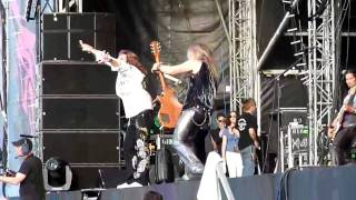 Whitesnake - Here I Go Again - Download Festival 2009