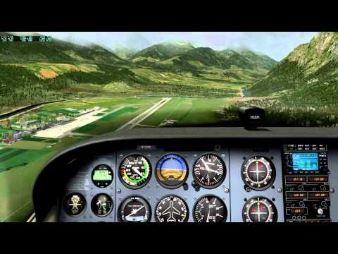 FSX Vs X-Plane 10 Comparison (Cessna 172 Aircraft, Scenery And Handling). Is There A Winner?