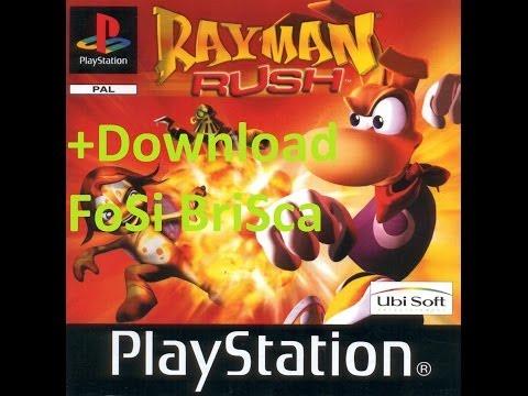 Come scaricare Rayman Rush ITA