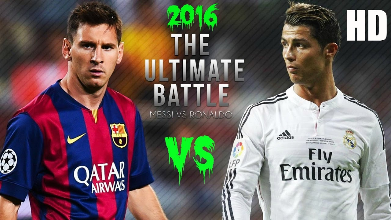 Lionel Messi Vs Cristiano Ronaldo 2016 2017 HD