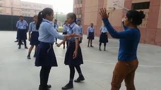 Aster Public School Greater Noida Focus on Self Defence Session for Girls