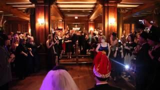 FDR FPR Wedding flash mob (Waterloo - ABBA)