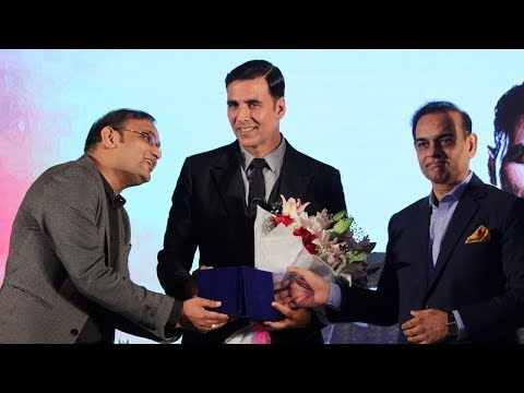 Akshay Kumar Launches Bharat Ke Veer Donation Initiative - Full HD Video