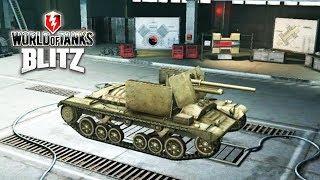 НУБ играет в танки | ВОТ БЛИЦ | WOT Blitz a game about tanks | Видео про танки онлайн