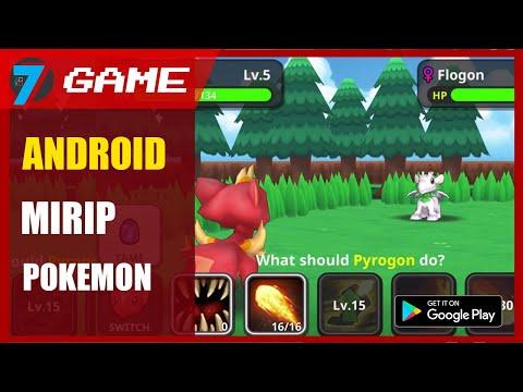 7 Game Android Mirip Pokemon