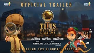 Film Titus: Mystery of The Enygma
