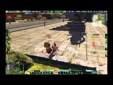 Moonlight Blade Online: ZhenWu Skill - Taichi Counter