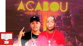 MC Magal e MC BDK - Acabou (Deejhay Pedro) (Lyric Vídeo) 2018