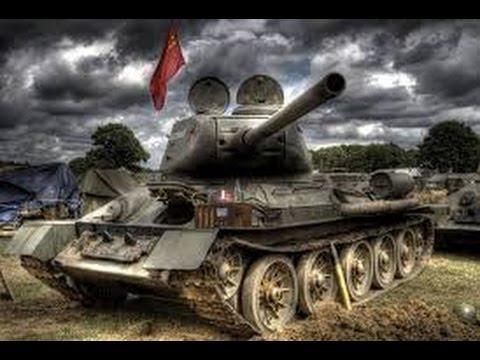 Т-34-85 - Продолжение легенды#2 - Just replay