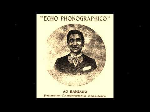Bahiano - A ESPINGARDA - embolada - Jararaca - Odeon 122102 - ano de 1922