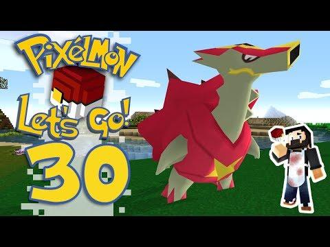 Pixelmon: Let's Go! - EP30 - FANCIEST POKEMON! (Minecraft Pokemon) #PixelmonLetsGo thumbnail