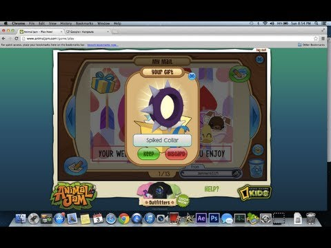 animal jam codes for spikes