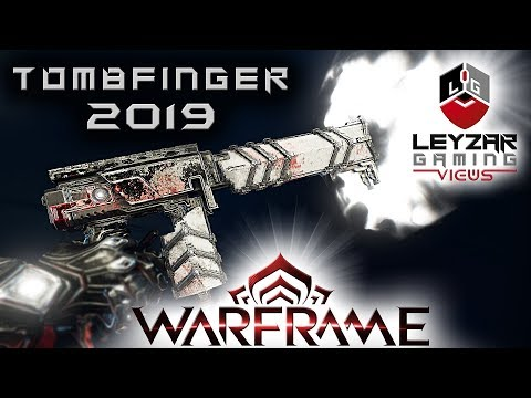 Tombfinger Kitgun Build (Guide) - The Gravedigger Magnum (Warframe Gameplay) thumbnail