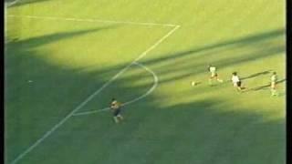 Kamerun vs. Kolumbien 2:1 n.V. WM 1990 - Goal Milla
