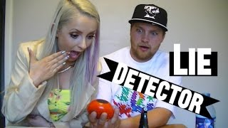 Couple Lie Detector CHALLENGE! *Must See*
