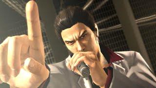 Yakuza 5- Karaoke: Machine Gun Kiss (Kiryu) [with and without Haruka]