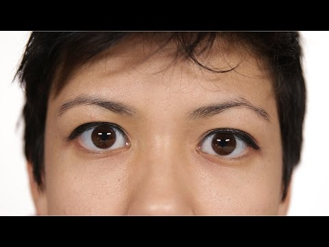 East Asians Test Double Eyelid Products