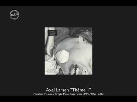 "Axel Larsen ""Thème 1"" - Macadam Mambo [MMLP505]"