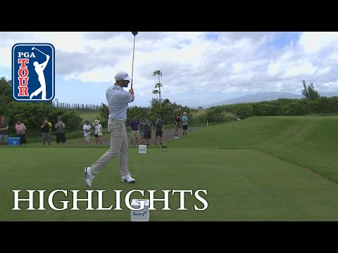 Dustin Johnson extended highlights | Round 1 | Sentry
