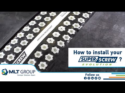 [TUTO] SUPER-SCREW® EVOLUTION : The New Generation Of Flexible Splice To Screw