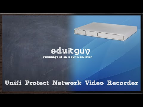 REVIEW: Is Unifi Protect good?! Or does it still suck?! Unifi Protect Network Video Recorder (UNVR4)