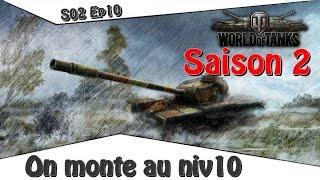 world of tanks on monte au niv10 s02 ep 10 isu 152
