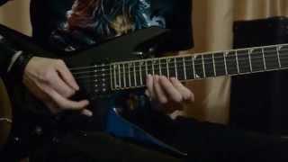 Armour of God OST - guitar cover | Доспехи Бога кавер (погоня)