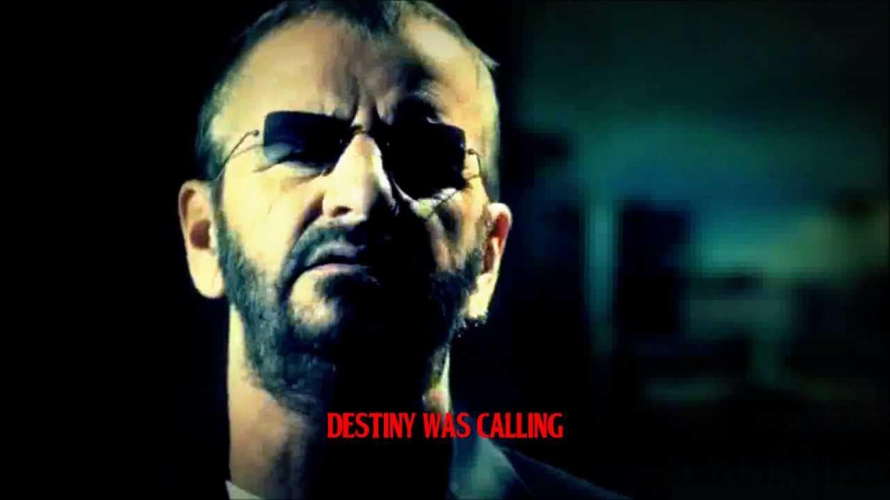 Ringo Starr Liverpool 8 with lyrics - YouTube