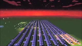 MINECRAFT-THE BIGGEST FIREWORK EVER