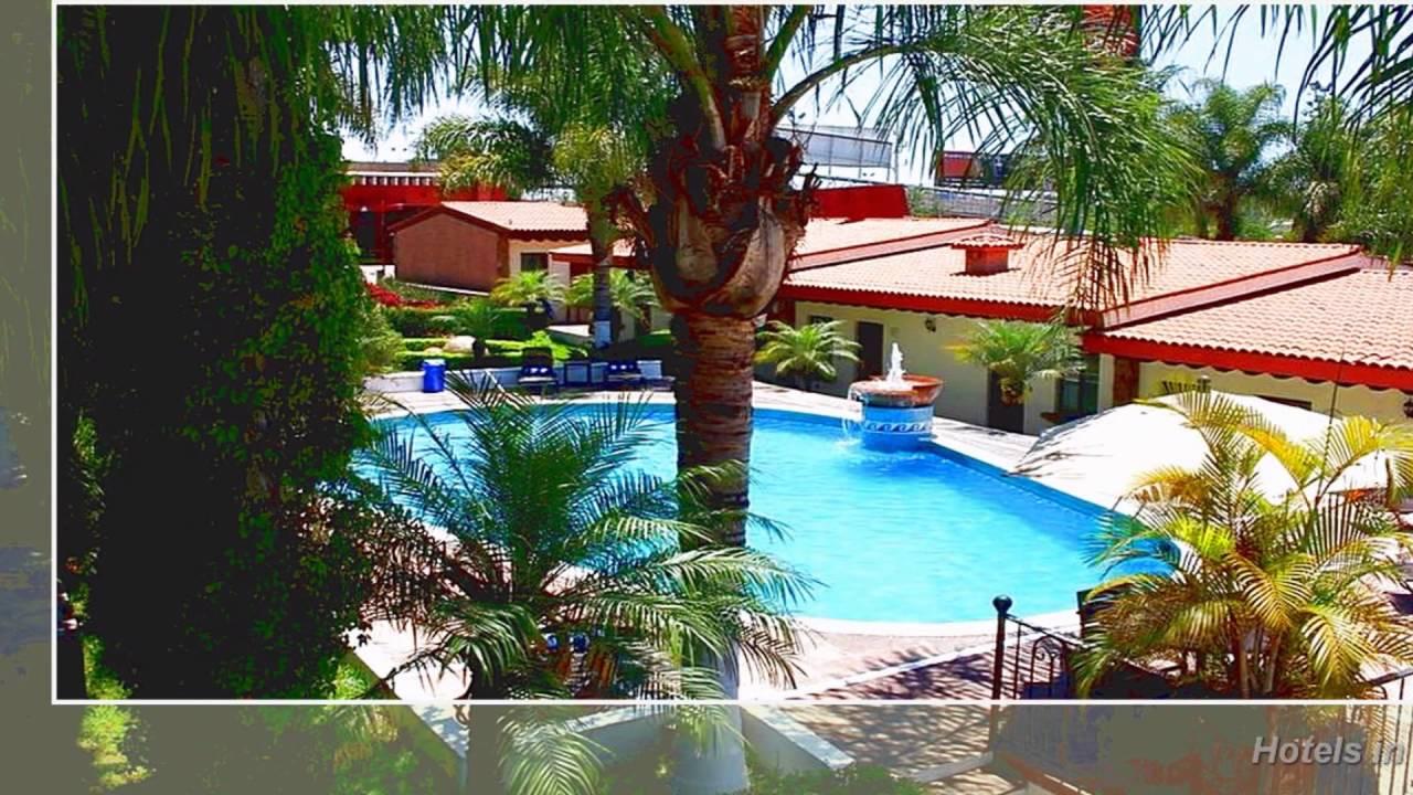 Hotel Posada Virreyes Tlaquepaque Jalisco Mexico