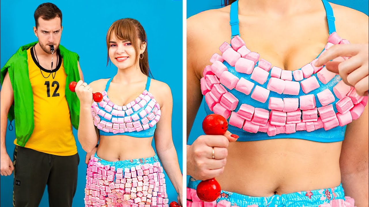 16 Ways to Sneak Snacks into the Gym! - download from YouTube for free