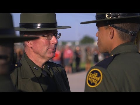The United States Border Patrol Academy